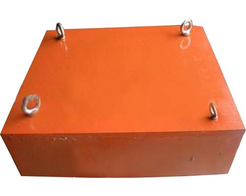RCYB系列强磁板式永磁除铁器