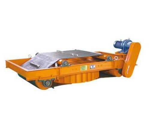 RCDD系列干式自卸电磁除铁器